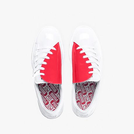 PUMA - Giày sneaker nữ Basket Crush 369556-01 2