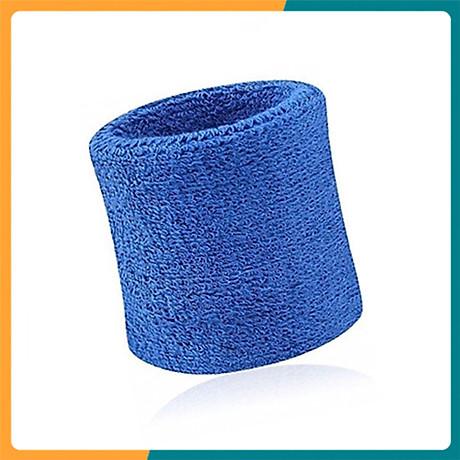 Băng cổ tay thấm mồ hôi thể thao nam nữ Boer 0230 Sports Bandage Aol (1 chiếc) - Băng thấm mồ hôi, cuốn cổ tay thể thao - Chạy bộ, đạp xe, bóng đá, bóng bàn, bóng chuyền, hoạt động ngoài trời - Hàng chính hãng 4