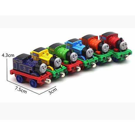 Bộ 6 đồ chơi hợp kim phim hoạt hình 8
