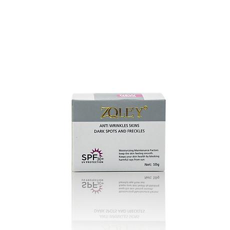 Kem Dưỡng Trắng Da Ngăn Ngừa Nám Tàn Nhang ZOLEY 10g - Zoley Anti Wrinkles Skins Dark Spots And Freckles 10g 2