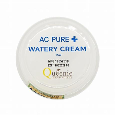 Bộ mỹ phẩm dưỡng trắng da Queenie trải nghiệm 4 sản phẩm 4