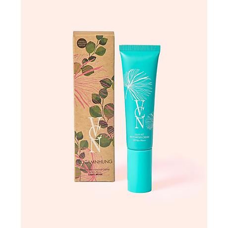 KEM NỀN CHE KHUYẾT ĐIỂM SIÊU MỊN - VCN - Silky Fit BB Powder Cream SPF 50+,PA+++ - 20g - Light Beige 1