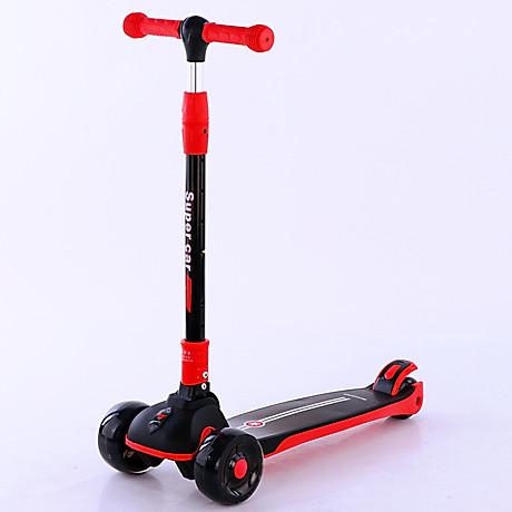 Xe Trượt Scooter 3 Bánh Cho Bé - Kiểu mới ( Giao Ngẫu Nhiên Mẫu) 2