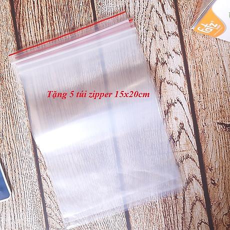 Xà phòng tắm ngừa thâm mông cao cấp PELICAN HIP CARE SCRUB SOAP + tặng 5 túi zipper 15x20cm 7