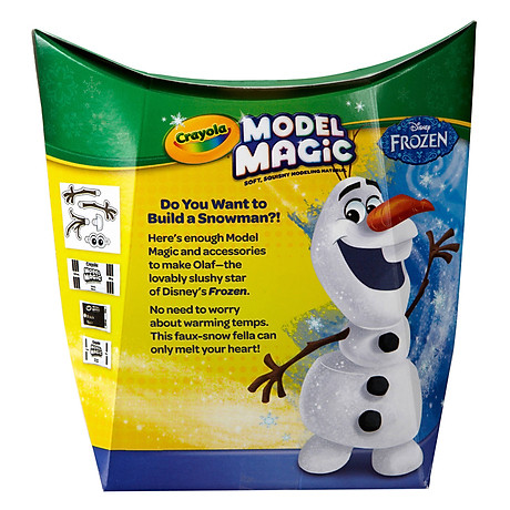 Cát Nặn Tạo Hình Frozen Olaf Crayola 576002A000 2