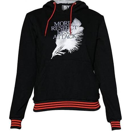 Áo khoác nữ cổ chui hoodie Phúc An 4