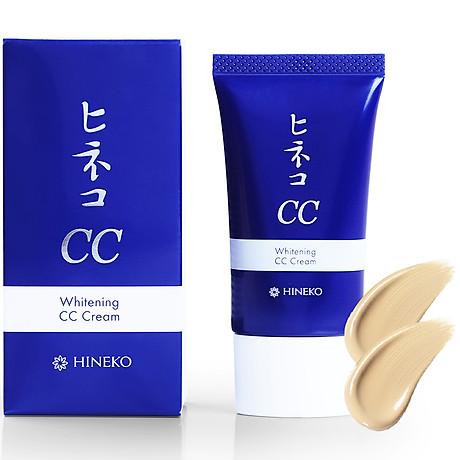 Kem Che Khuyết Điểm Hineko Whitening CC Cream (30g) 1