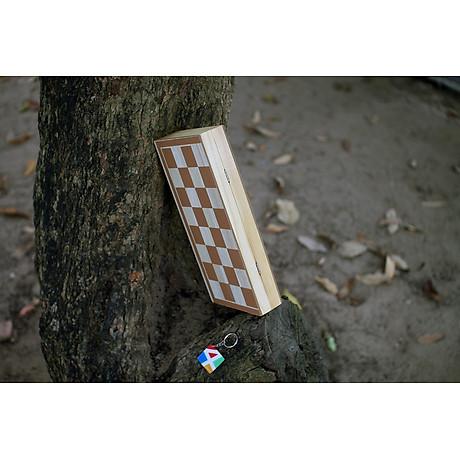 Đồ chơi giáo dục cho bé giúp trẻ em thông minh bằng gỗ tự nhiên, cờ vua cho bé giúp phát triển trí tuệ từ nhỏ. 3