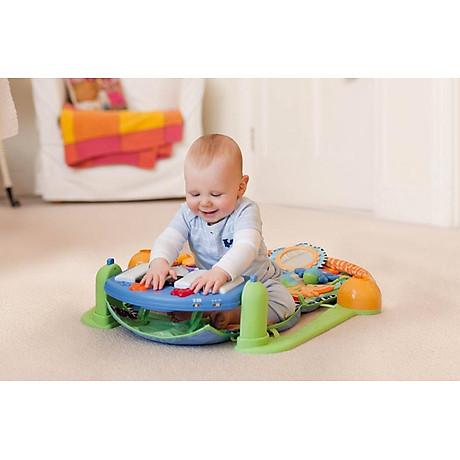 Thảm nằm chơi 3in1 cho bé W.2621 3