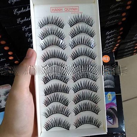 Lông mi giả Eyelashes Fashion Color 10 cặp (số 017) 1