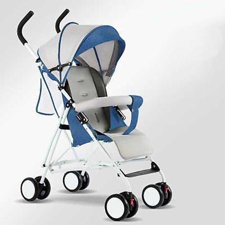 Xe đẩy em bé gấp gọn 1