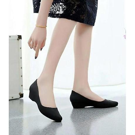 Giày nhựa thời trang mùa hè chịu nước hàng cao cấp GIAY01 2