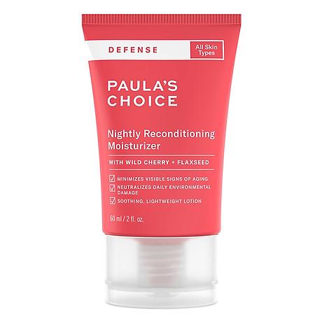 Kem Dưỡng Đêm Paula s Choice Defense Nightly Reconditioning Moisturizer (60ml) 1