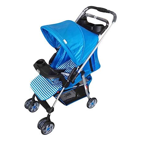 Xe Đẩy Trẻ Em Hai Chiều Gluck Baby C8M - Xanh 2
