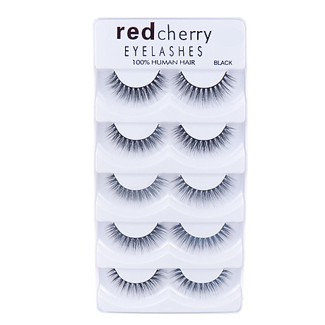 Mi 3D Red Cherry Eyelashes (số 36) 1