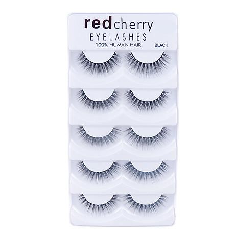 Mi 3D Red Cherry Eyelashes (Số 47) 2