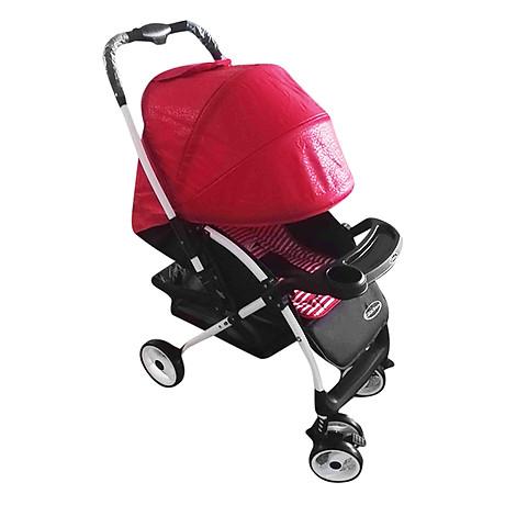 Xe Đẩy Trẻ Em Hai Chiều Gluck Baby C58- Đỏ 1
