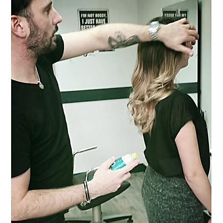 Keo xịt bóng tóc TIGI Bed Head Masterpiece shine hairspray giữ nếp cứng vừa Mỹ (300ml) 6