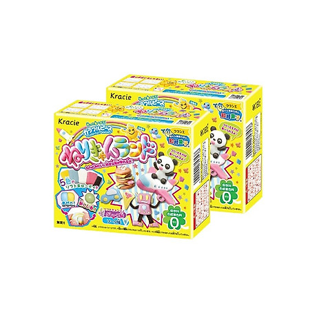 Combo 2 hộp kẹo popin cookin nerikyan land bộ làm kẹo sáng tạo thế giới diệu kỳ 1