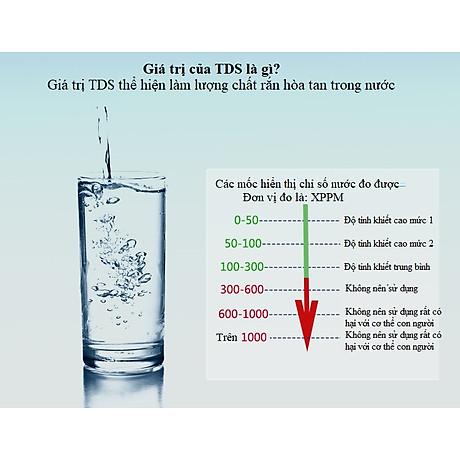 Dụng cụ đo xác định chất hàm lượng chất rắn có trong nước 4
