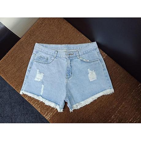 Quần Sọt Jean Nữ Size 38 Kg - 74 Kg 1