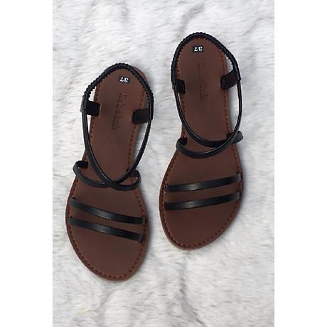 Giày Sandan Nữ Quai Ngang 2 Dây Rebekah 1