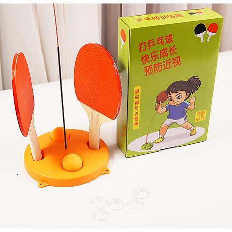 Bóng bàn tập phản xạ loại tốt dành cho trẻ, giúp trẻ năng động Khỏe mạnh (Loại I) 5
