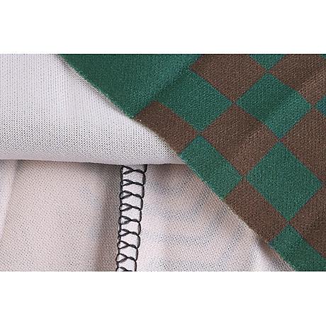 Chân váy xếp ly Vintage dáng dài chất không nhăn VAY35 phối nhiều màu (Free size) 7
