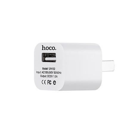 Củ Sạc 1A Hoco UH102 - Hàng Chính Hãng 3