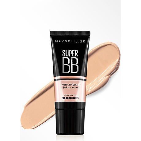 Kem Nền Maybelline Super BB Ultra Cream Cover SPF50 PA++++ 30ml Trang Điểm Hoàn Hảo PM711 5