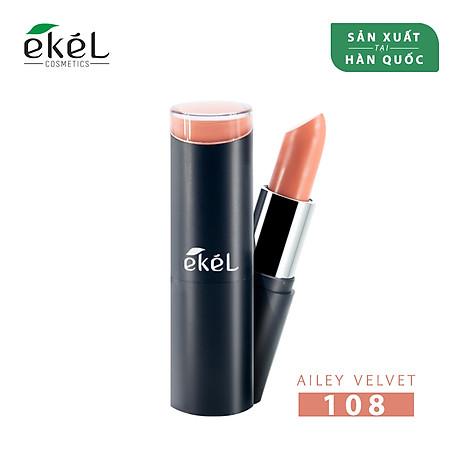 Son màu Ekel Professional Ample Essence Lip (108-ailey velvet) 1