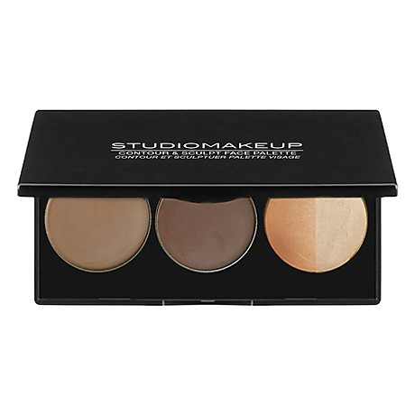 Bảng Tạo Khối Studiomakeup Face Sculpting & Highlighting Palette SFS - 01 (7.5g) 1