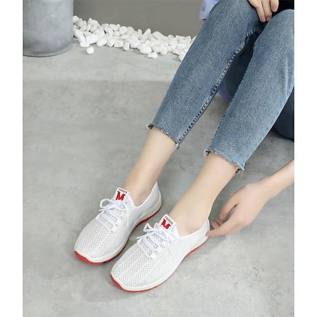 Giày sneaker nữ phong cách thể thao thoáng khí 197 6