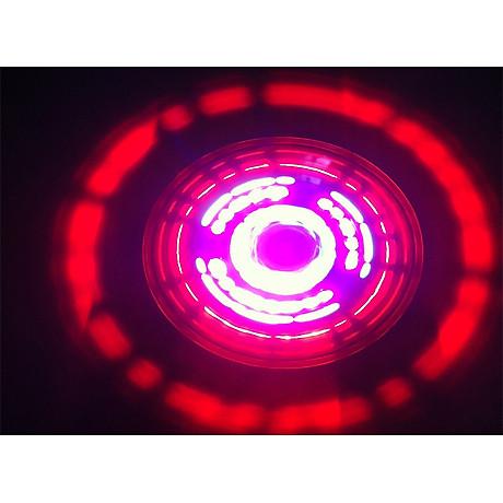 Con quay mô hình đĩa bay cho trẻ V1 có đèn và nhạc - hàng tốt 6