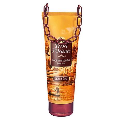 Sữa tắm xích hương hoa nhài Tesori D Oriente Jasmin Of Java 250ml + Móc khóa 3