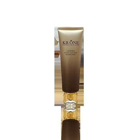 Sữa Rửa Mặt Ngọc Trai Sáng Da KB One (100ml) 1