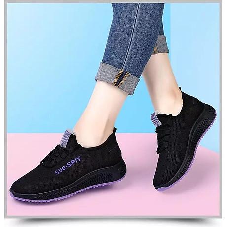 Giày thể thao thoáng khí siêu đẹp cho nữ - SB77 3
