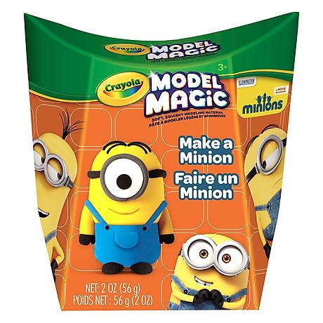 Đất nặn tạo hình Minions Crayola 5745190000 2