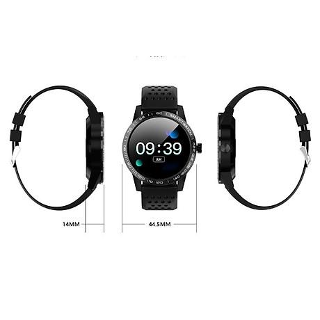 Đồng hồ thông minh đo nhịp tim, huyết áp chống nước cao 5