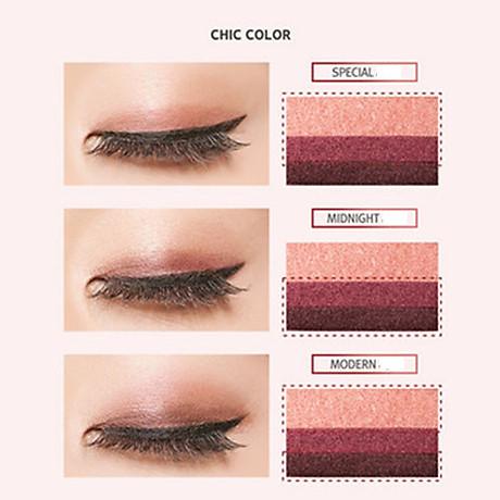 Màu mắt Aprilskin Perfect Magic Dual Eyeshadow 3