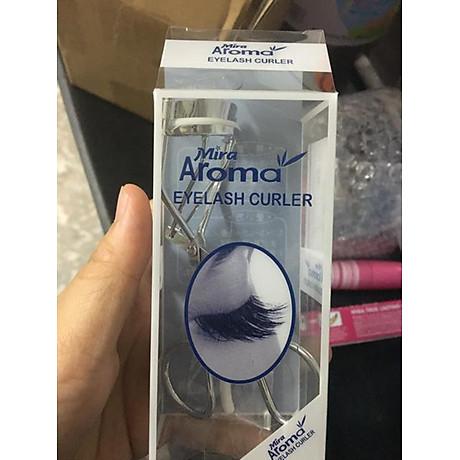 Bấm mi siêu cong Aoma eyelash curler tặng kèm móc khoá 4