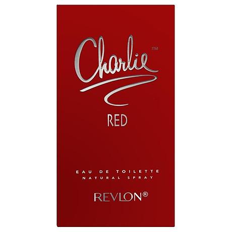 Revlon Charlie Red Eau de Toilette Spray 100ml 2
