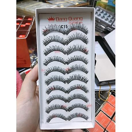 Mi giả Eyelashes Fashion Style 10 cặp (Số C2) 8