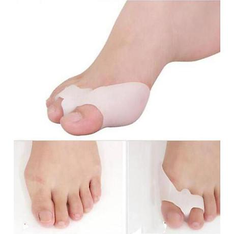 miếng bảo vệ ngón chân cái , tách ngón chân Silicon 1