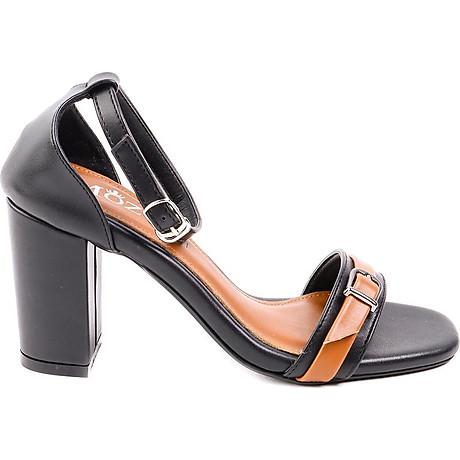 Giaỳ sandal Mozy đế vuông quai khóa MZSD034 7