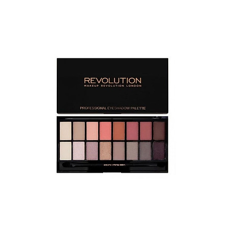Bảng mắt Makeup Revolution New-Trals vs Neutrals Eyeshadow Palette (Bill Anh) 1