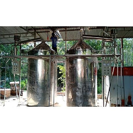 Tinh dầu Dứa (thơm, khớm) 100ml Mộc Mây - tinh dầu thiên nhiên nguyên chất 100% - chất lượng và mùi hương vượt trội - Có kiểm định - Mùi nhiệt đới, mát, ngọt ngào, sản khoái...mùi của tuổi trẻ và sự thư giản 18