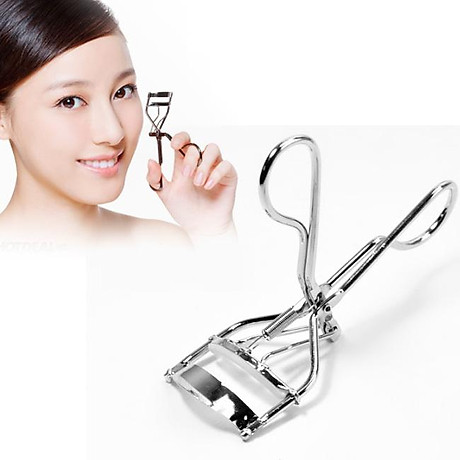 Bấm mi cong 24h Mikavonk Expert eyelash curler tặng kèm móc khoá 2
