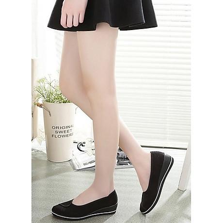 Giày búp bê đi bộ êm chân thời trang TRT-GBBNU-01 3