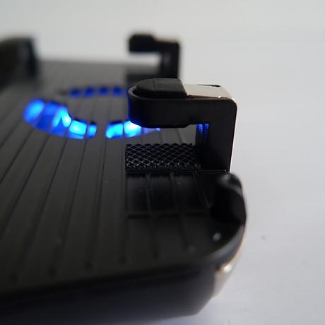 Tay cầm chơi game có quạt tản nhiệt kiêm Pin sạc dự phòng dung lượng 4000mAh 5